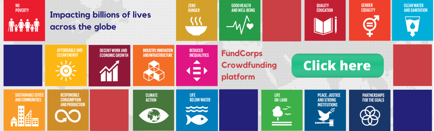 Let's grab a coffee at Fundcorps and network, pitch, get mentored, co-work, collaborate and get funded
